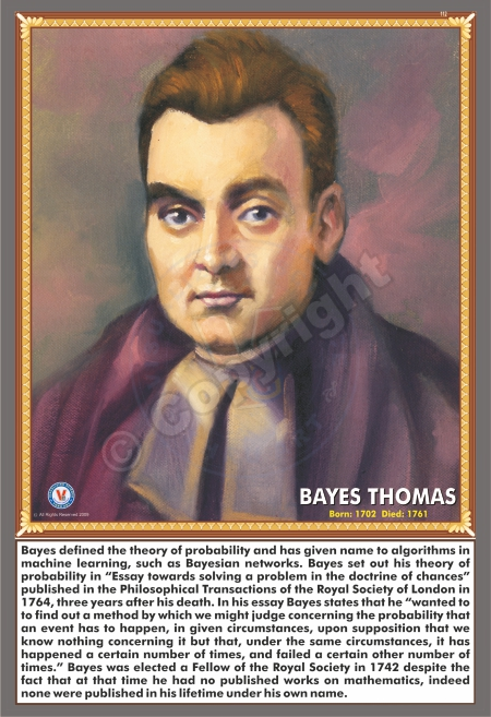 SP-112 BAYES THOMAS