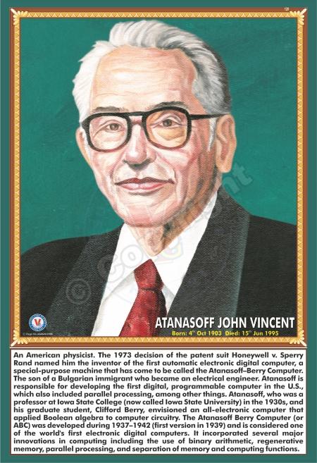 SP-120 ATANASOFF JOHN VINCENT