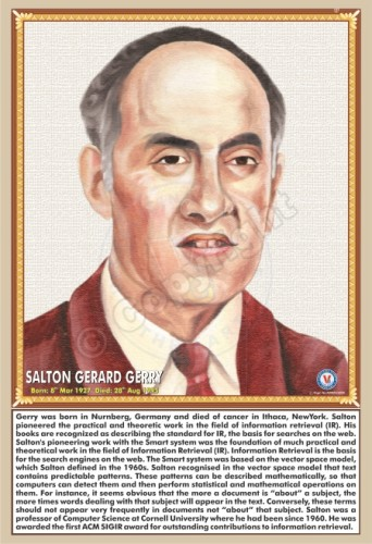 SP-127 SALTON GERARD GERRY