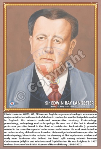 SP-13 SIR EDWIN RAY LANKESTER