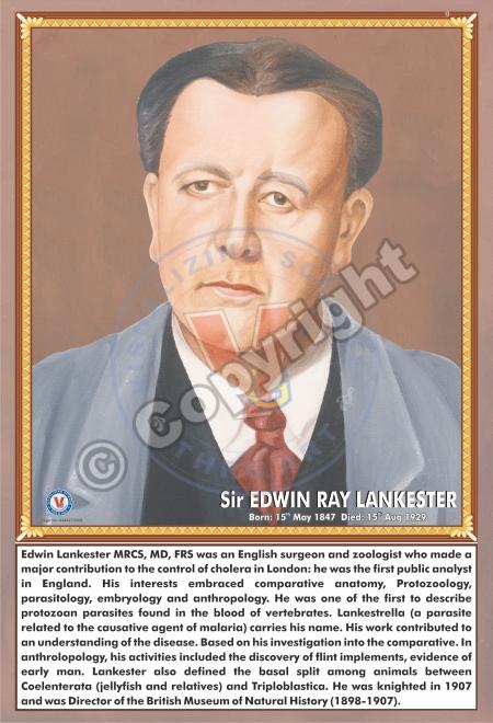 SP-13 SIR EDWIN RAY LANKESTER