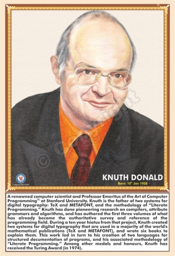SP-132 KNUTH DONALD