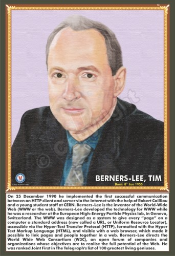 SP-134 BERNERS-LEE TIM