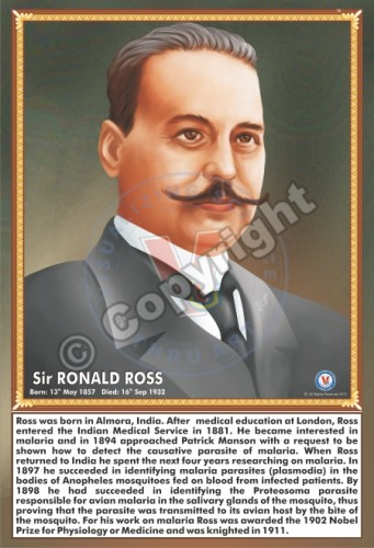 SP-14 SIR RONALD ROSS