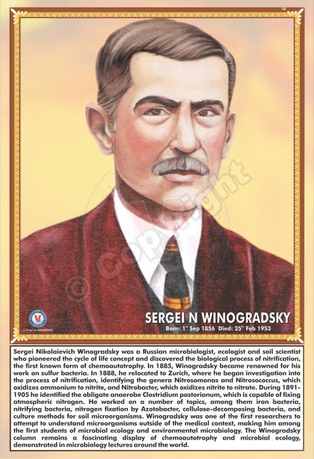 SP-144 SERGEI N WINOGRADSKY