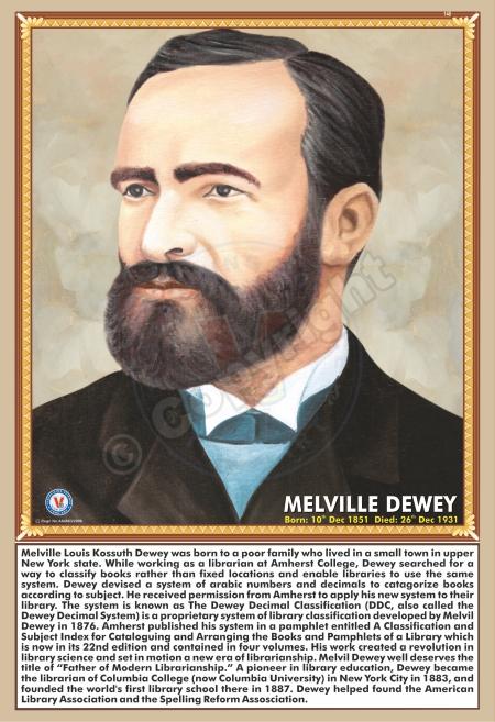 SP-148 MELVILLE DEWEY