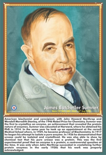 SP-155 JAMES BATCHELLER SUMNER