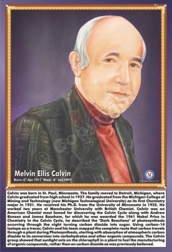 SP-159 MELVIN ELLIS CALVIN