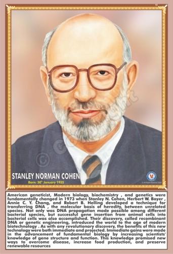 SP-165 STANLEY NORMAN COHEN