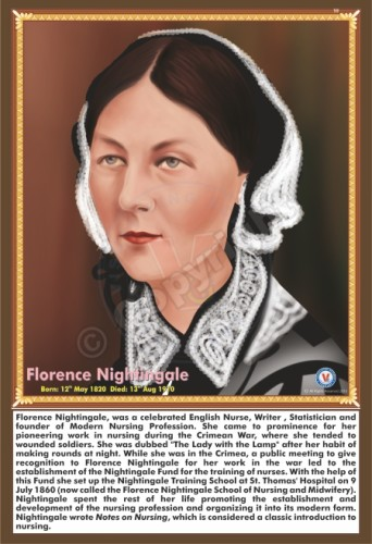 SP-169 FLORENCE NIGHTINGLE