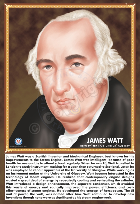 SP-171 JAMES WATT