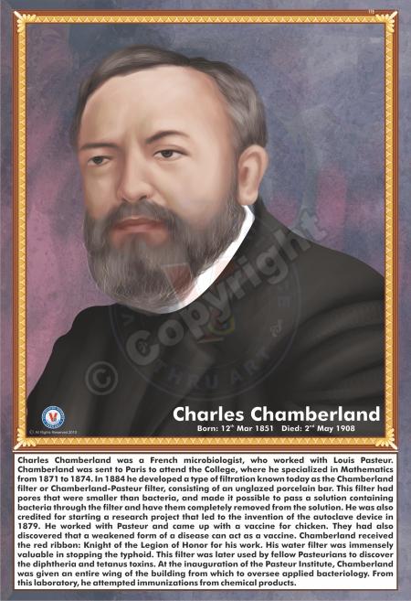 SP-175 CHARLES CHAMBERLAND
