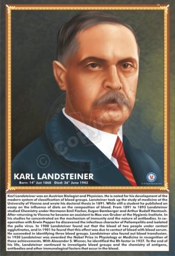 SP-179 KARL LANDSTEINER