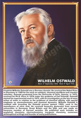SP-181 WILHELM OSTWALD