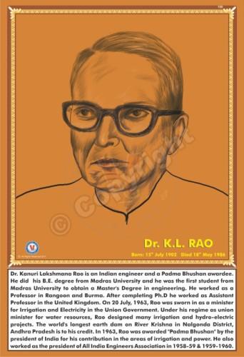 SP-199 DR. K.L. RAO