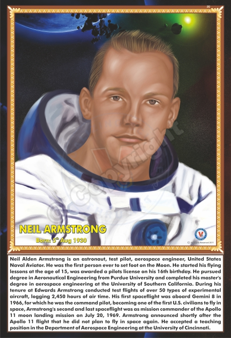 SP-202 NEIL ARMSTRONG