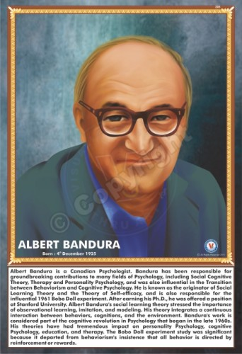 SP-206 ALBERT BANDURA