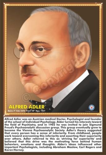 SP-207 ALFRED ADLER