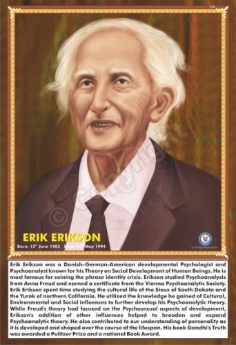 SP-214 ERIK ERIKSON