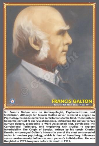 SP-215 FRANCIS GALTON