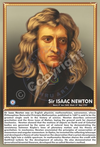 SP-22 SIR ISAAC NEWTON