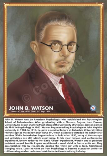 SP-222 JOHN B.WATSON