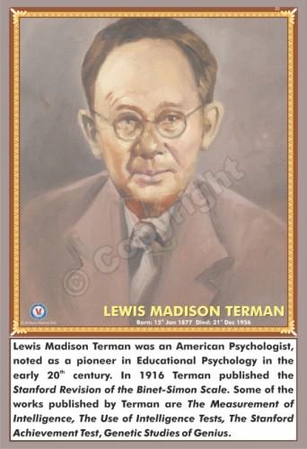 SP-223 LEWIS MADISON TERMAN