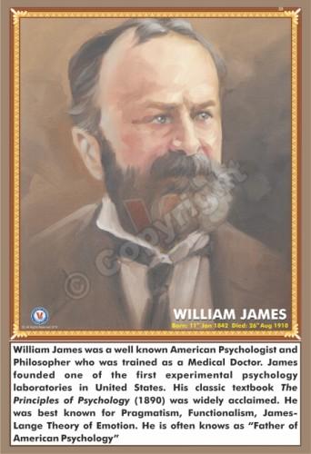 SP-226 WILLIAM JAMES