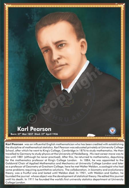 SP-235 KARL PEARSON