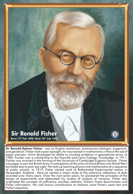 SP-237 SIR RONALD FISHER