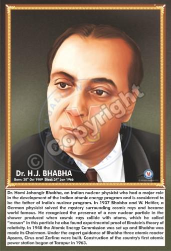 SP-24 DR HJ BHABHA