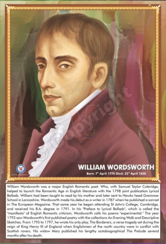 SP-244 WILLIAM WORDSWORTH