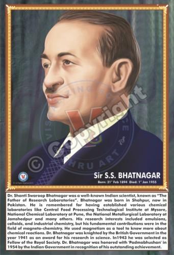 SP-34 DR. S.S. BHATNAGAR