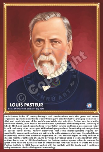 SP-4 LOUIS PASTEUR