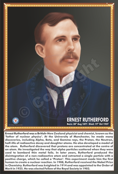 SP-58 EMEST RUTHERFORD