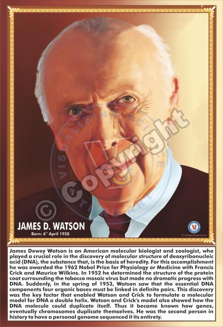 SP-67 JAMES D. WTSON