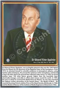 SP-68 SIR EDWARD VICTOR APPLETON