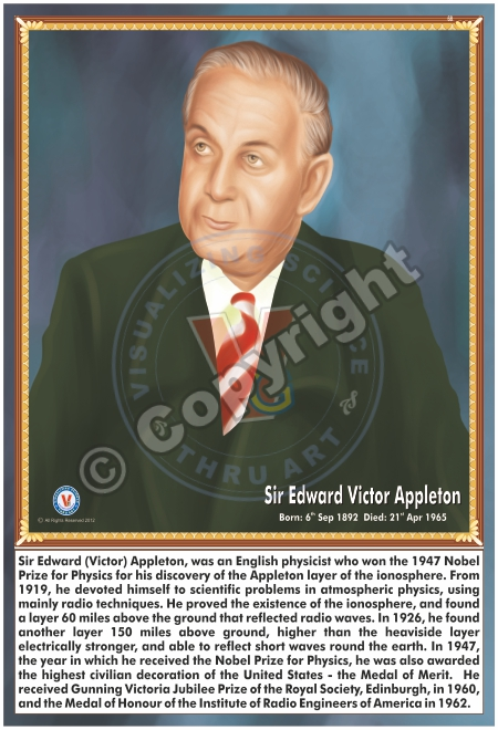 SP-68 SIR EDWARD VICTOR APPLETON