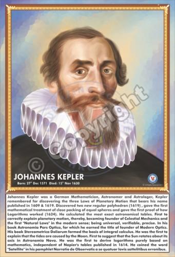 SP-71 JOHANNES KEPLER