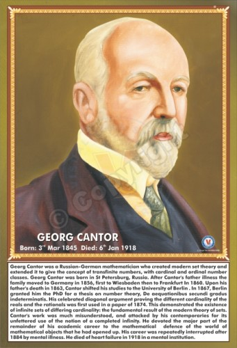 SP-80 GEORG CANTOR