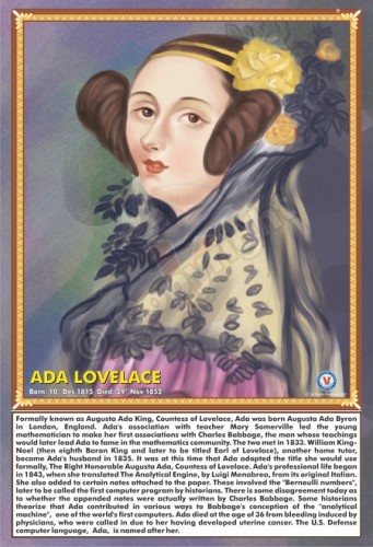 SP-85 ADA LOVELACE