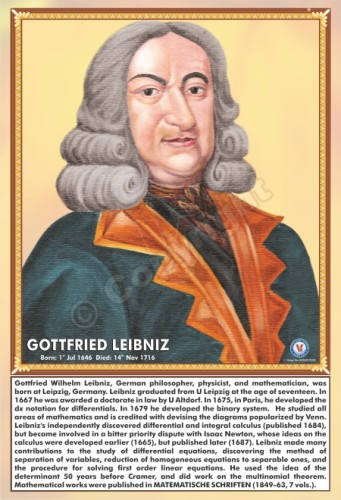 SP-86 GOTTFRIED LEIBNIZ
