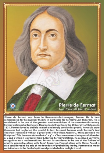 SP-89 PIERRE DE FERMAT