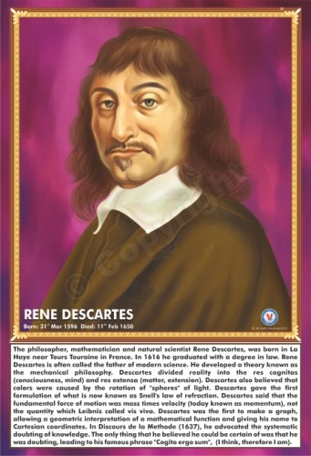 SP-91 RENE DESCARTES