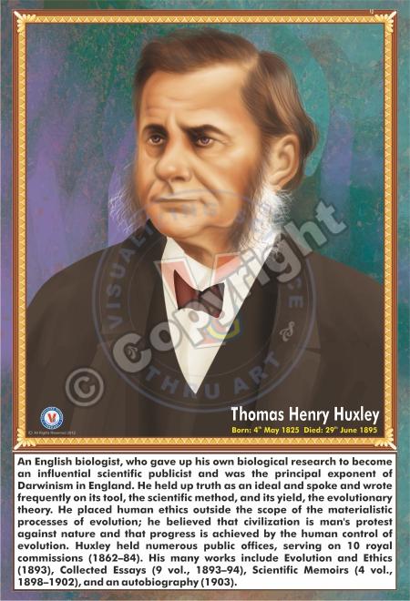 SP-12 THOMAS HENRY HUXLEY