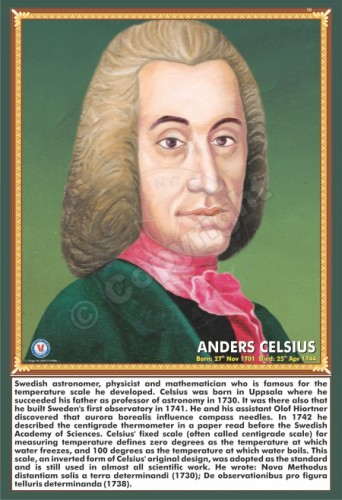 SP-143 ANDERS CELSIUS