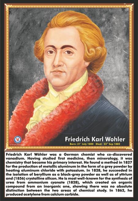 SP-151 FRIEDRICH KARL WOHLER