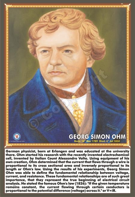 SP-153 GEORG SIMON OHM