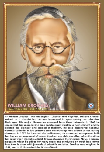 SP-173 WILLIAM CROOKES