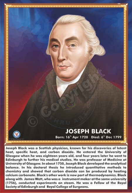 SP-184 JOSEPH BLACK